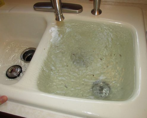 Clogged Kitchen Drains Causes and Fixes