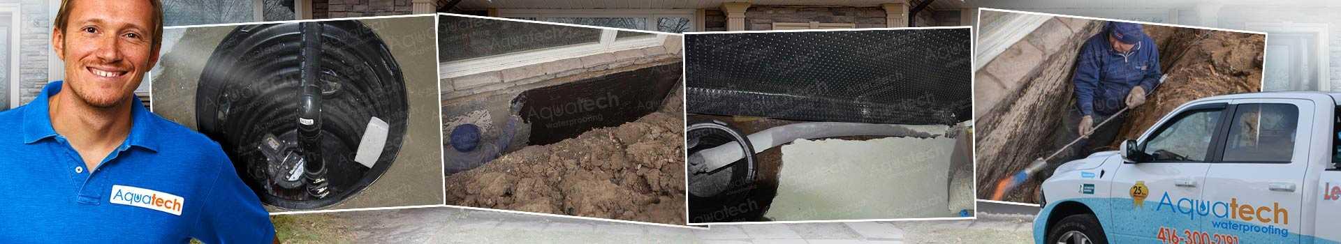 aquatech-basement-basement-waterproofing-systems