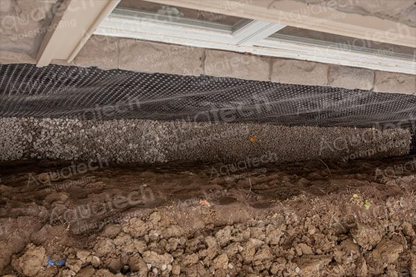 aquatech-waterproofing-gravel-filled-trench