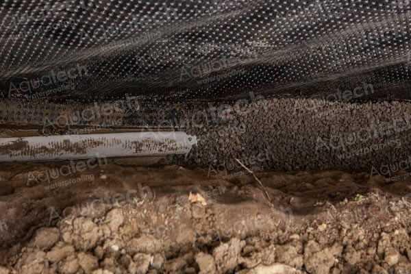 aquatech-waterproofing-gravel-filling