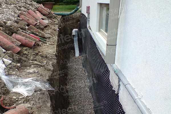 Toronto Window Well Installation 416 300 2191 Aquatech