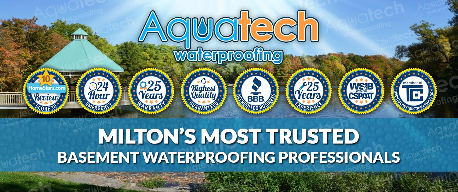 miltons-most-trusted-basement-waterproofing-professionals