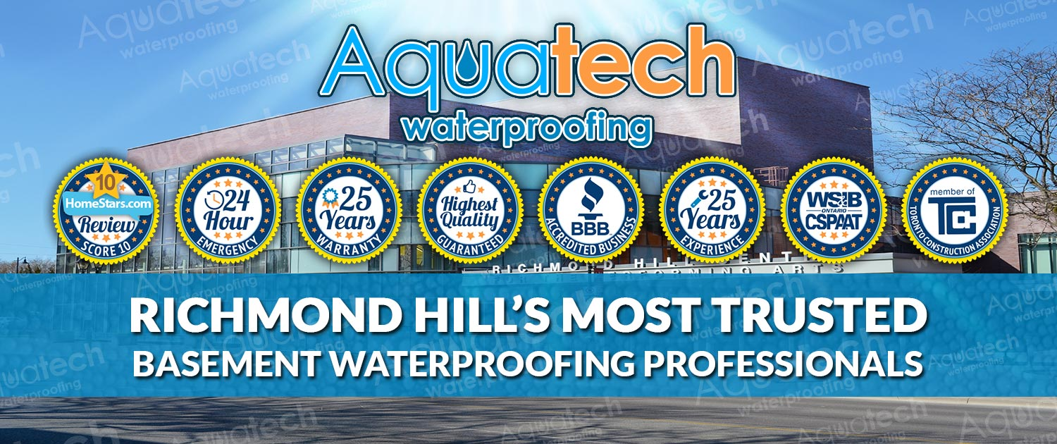 richmond-hills-most-trusted-basement-waterproofing-professionals