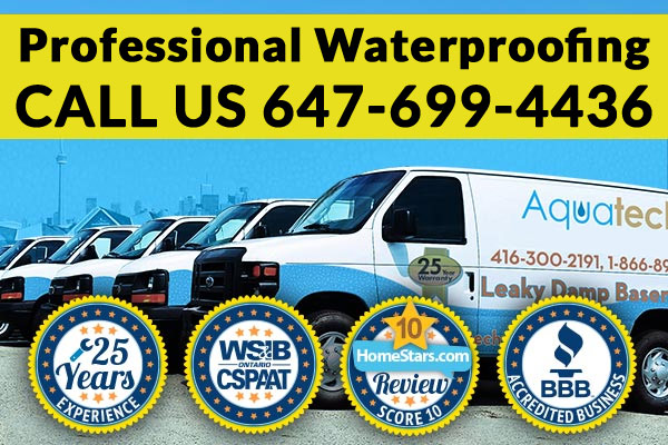 click to call aquatech waterproofing - call to action
