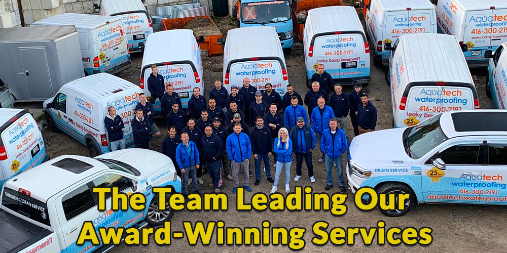 The Team Leading Our Award-Winning Services