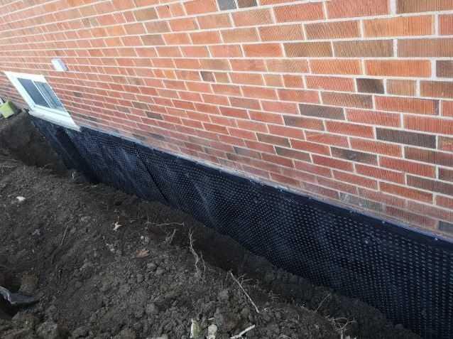 exterior basement waterproofing contractors