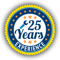 25 Years Experience Basement Waterproofing